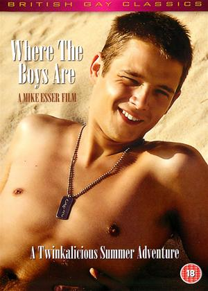 Where the Boys Are Online DVD Rental