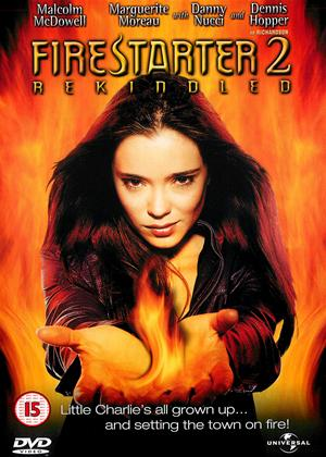 Firestarter 2: Rekindled Online DVD Rental