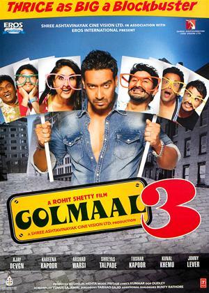 Golmaal 3 Online DVD Rental