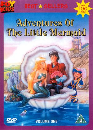 Adventures of the Little Mermaid: Vol.1 Online DVD Rental