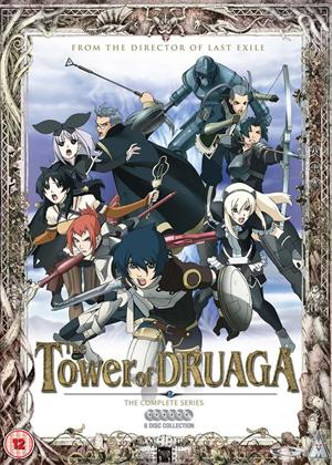 Tower of Druaga: Series Online DVD Rental