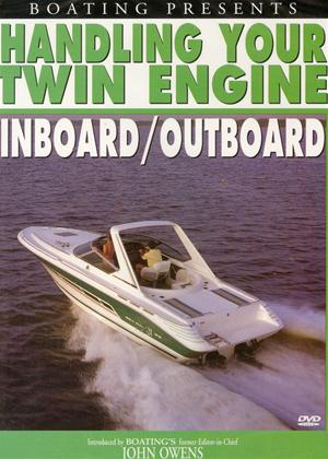 Rent Handling Your Twin Engine Inboard / Outboard Online DVD Rental