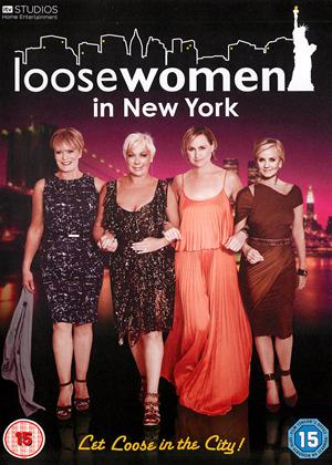 Loose Women in New York: Let Loose in the City Online DVD Rental