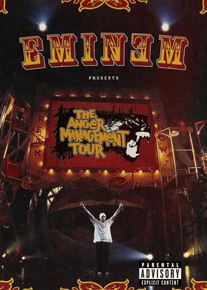 Rent Eminem: The Anger Management Tour Online DVD Rental