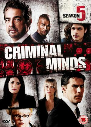 Criminal Minds: Series 5 Online DVD Rental
