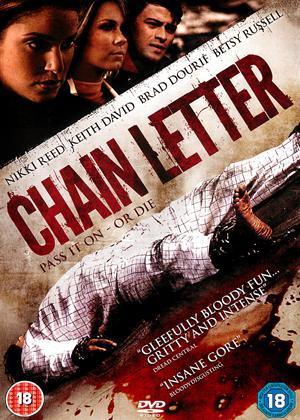 Chain Letter Online DVD Rental