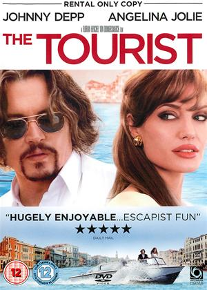The Tourist Online DVD Rental