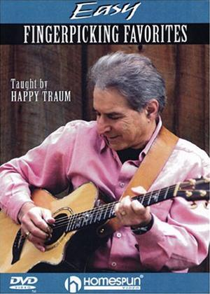Happy Traum: Easy Fingerpicking Favourites Online DVD Rental
