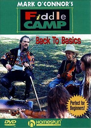 Rent Mark O'Connor's Fiddle Camp: Back to Basics Online DVD Rental