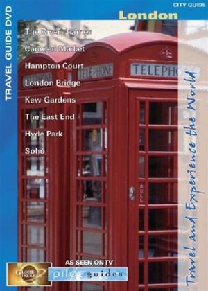 City Guide: London Online DVD Rental