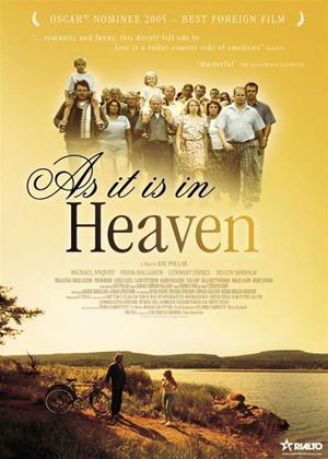 As It Is in Heaven Online DVD Rental