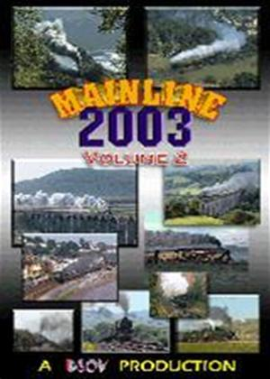 Rent Mainline 2003: Vol.2 Online DVD Rental