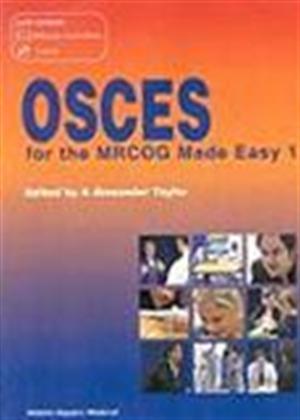Rent OSCEs for the MRCOG Made Easy: Vol.1 Online DVD Rental