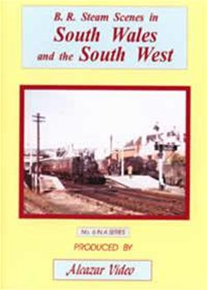 Rent B.R. Steam Scenes in South Wales and the South West Online DVD Rental