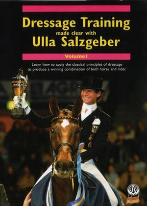 Rent Dressage Training Made Clear with Ulla Salzgeber Online DVD Rental