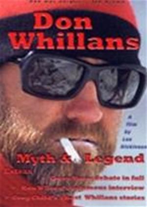 Rent Don Whillans: Myth and Legend Online DVD Rental
