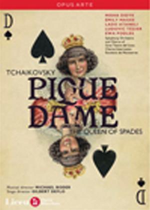 Rent Pique Dame: Gran Teatre Del Liceu Online DVD Rental
