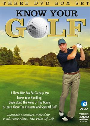 Rent Know Your Golf Online DVD Rental