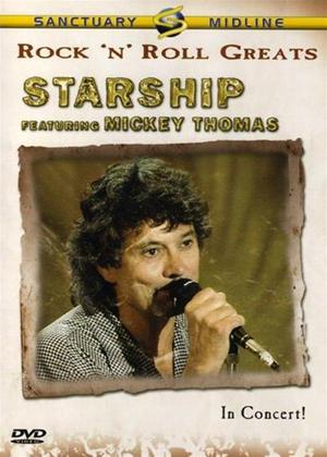 Rent Rock 'n' Roll Greats: Starship with Mickey Thomas Online DVD Rental