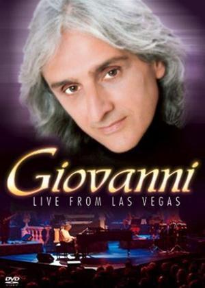 Giovanni: Live in Las Vegas Online DVD Rental