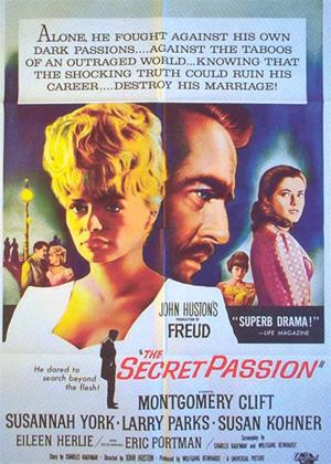 Rent Freud: The Secret Passion Online DVD Rental