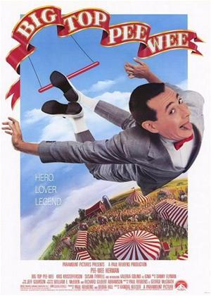 Big Top Pee Wee Online DVD Rental