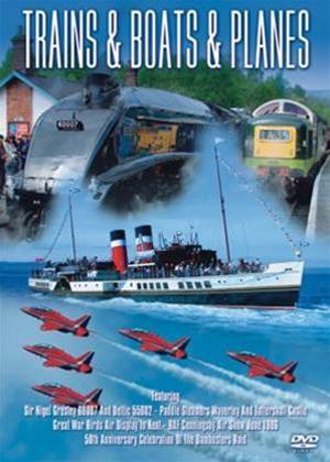 Trains and Boats and Planes Online DVD Rental