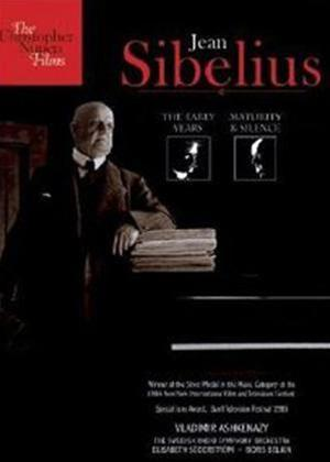Rent Jean Sibelius: The Early Years, Maturity and Silence Online DVD Rental