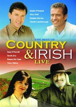 The Best of Country and Irish Live Online DVD Rental