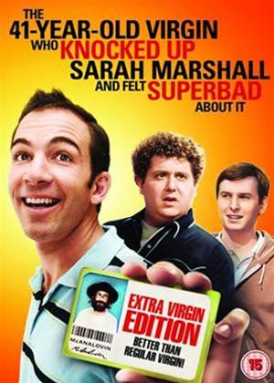 Rent 41 Year Old Virgin Who Knocked Up Sarah Marshall and Felt Superbad About It Online DVD Rental