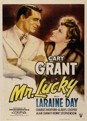 Mr Lucky Online DVD Rental