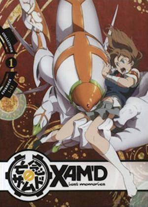 Xam'd: Lost Memories Collection 1 Online DVD Rental