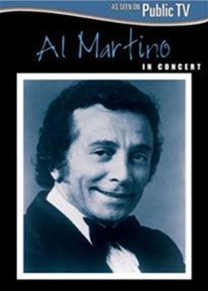 Rent Al Martino: In Concert Online DVD Rental