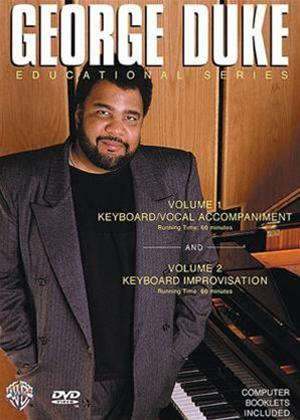 Rent George Duke: Vols 1 and 2 Online DVD Rental