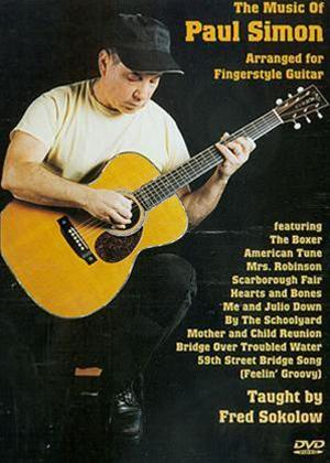 Rent The Music of Paul Simon Online DVD Rental