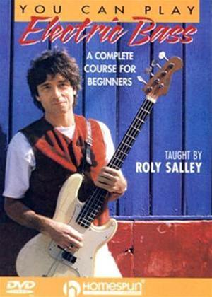 Rent Roly Salley: You Can Play Electric Bass Online DVD Rental