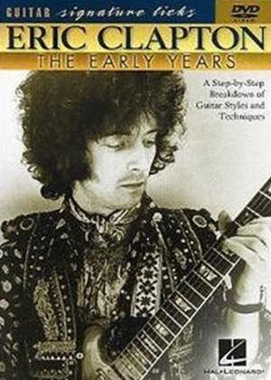 Rent Eric Clapton: The Early Years Online DVD Rental