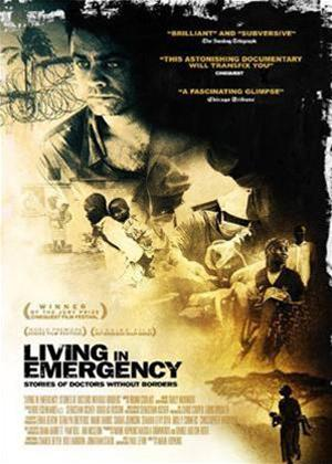 Rent Living in Emergency: Stories of Doctors Without Borders Online DVD Rental