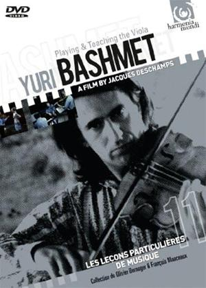 Rent Yuri Bashmet: Playing and Teaching the Viola Online DVD Rental