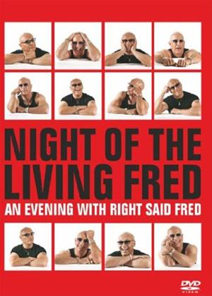 Rent Right Said Fred: Night of the Living Fred Online DVD Rental