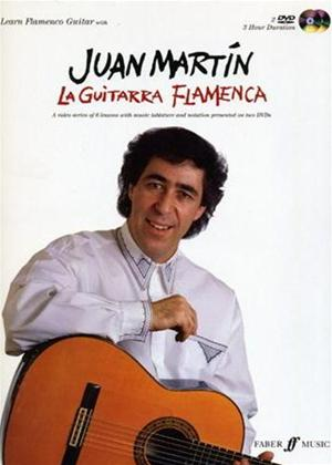 Rent Juan Martin: La Guitarra Flamenca Online DVD Rental