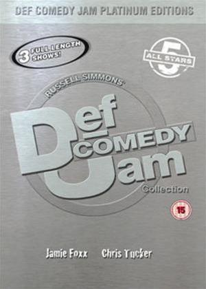 Def Jam Comedy Platinum Edition 5 Online DVD Rental