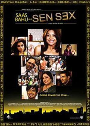 Saas bahu aur Sensex Online DVD Rental