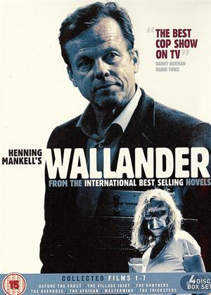 Wallander: Collected Films 1-7 Online DVD Rental