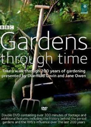 Rent Gardens Through Time Online DVD Rental
