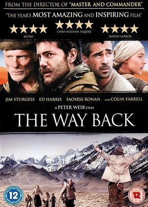 The Way Back Online DVD Rental