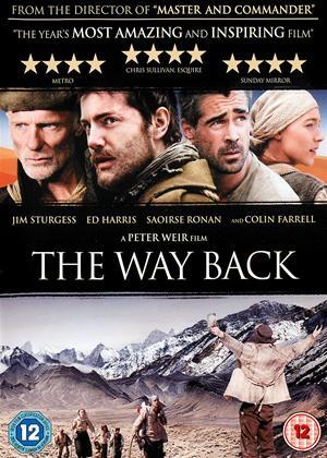 Rent The Way Back Online DVD Rental