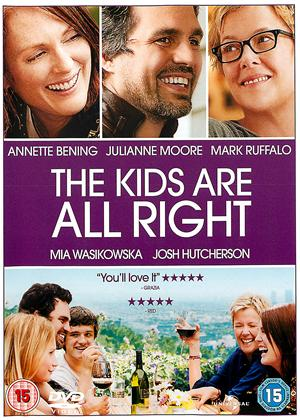 The Kids Are All Right Online DVD Rental