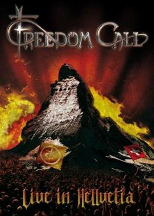 Freedom Call: Live in Hellvetia Online DVD Rental