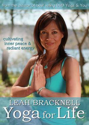 Rent Leah Bracknell: Yoga for Life Online DVD Rental